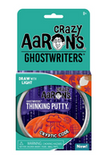 Ghostwriter: Cryptic Code Thinking Putty