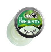 Aurora Sky Mini Glow Thinking Putty