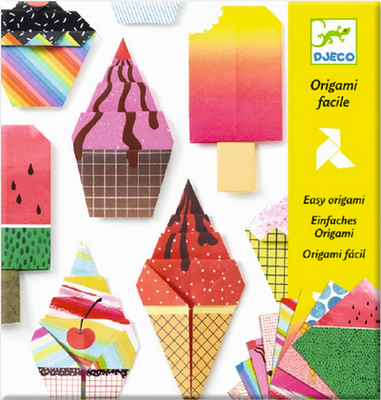 Sweet Treats Origami