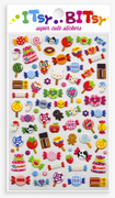 Itsy Bitsy Stickers - Candy