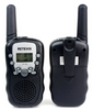 Retevis Walkie Talkie/Flashlight - Black