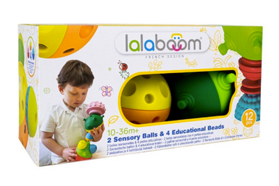 Lalabloom Sensory Balls and Beads