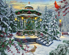 Holiday Gazebo 1000 Pc Puzzle