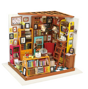 DIY Sam's Study Miniature House