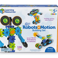 Robots in Motion