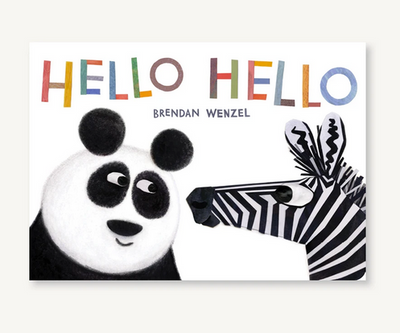 Hello Hello Board Book