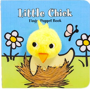 Little Chick Finger Puppet Book