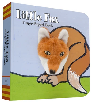 Little Fox Finger Puppet Book