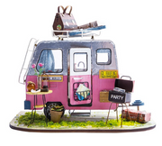 DIY Mini Happy Camper