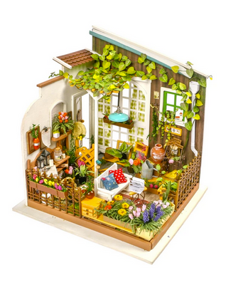 DIY Miniature House: Miller's Garden