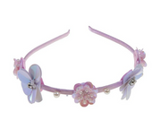 Flowers In The Clouds Headband