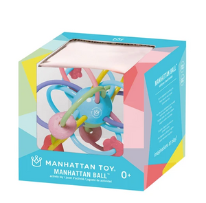 Manhattan Ball Teether (Boxed)