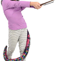 "Sequinimals - 67"" Sequin Plush Snake - Neutral"