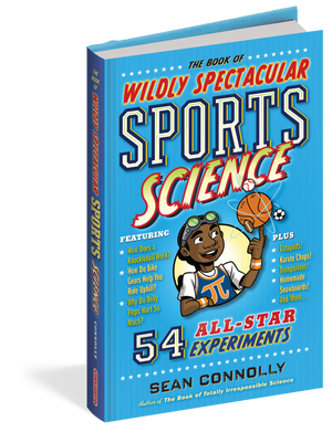 The Book of Wildly Spectacular Sports