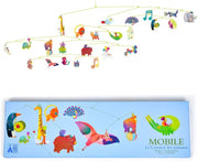 Carnival of Animals Giant Mobile