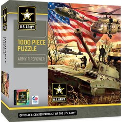 US Army 1000 pc Puzzle