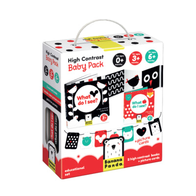 High Contrast Baby Pack