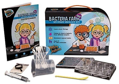 Bacteria Farm My First Biology Kit