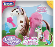 Blosssom the Ballerina Color Changing Bath Horse