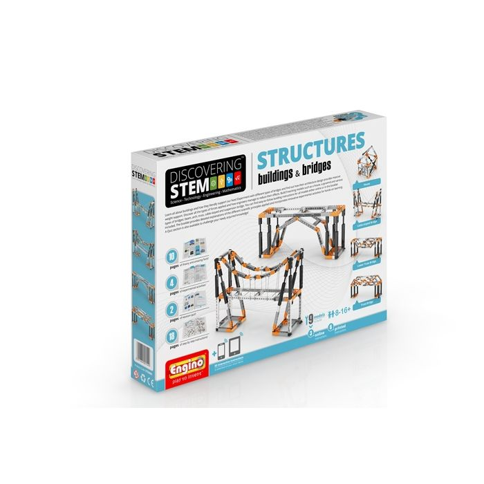 STEM Structures: Buildings and Bridges