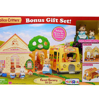 Calico Critters Forest Nursery Gift Set