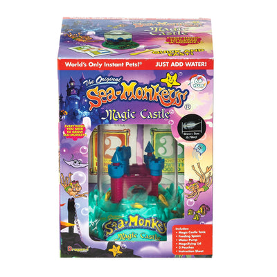 Sea-Monkey Magic Castle