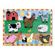 Chunky Farm Animals Puzzle