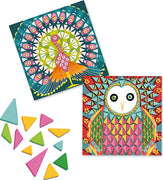 Coco Foam Mosaic Collage Craft Kit