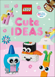 Lego Cute Ideas Book