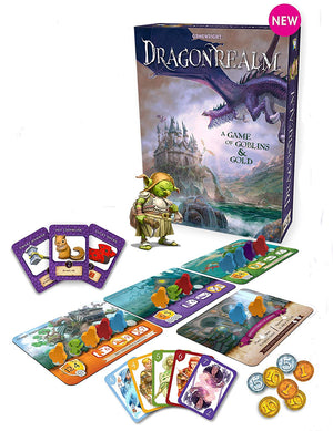 Dragonrealm Board Game