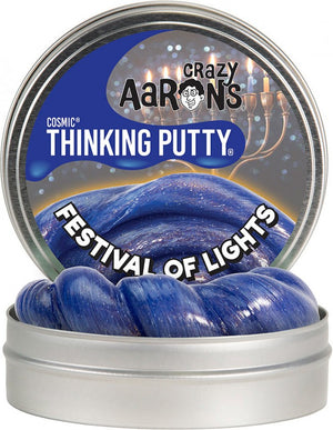 Crazy Aaron's Cosmic Thinking Putty Festival of Lights