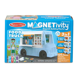 Food Truck Magnetivity