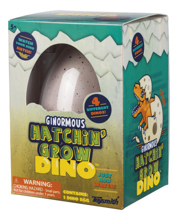 Ginormous Hatchin' Grow Dino