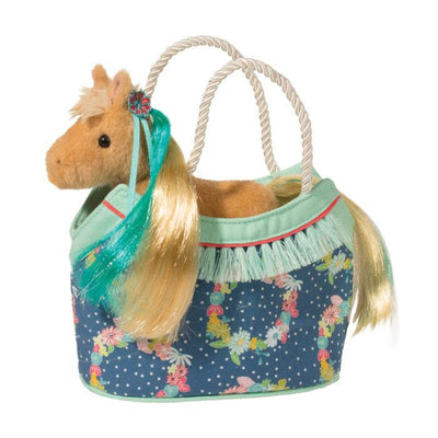 Love Flower Sassy Pet Sak Princess Horse