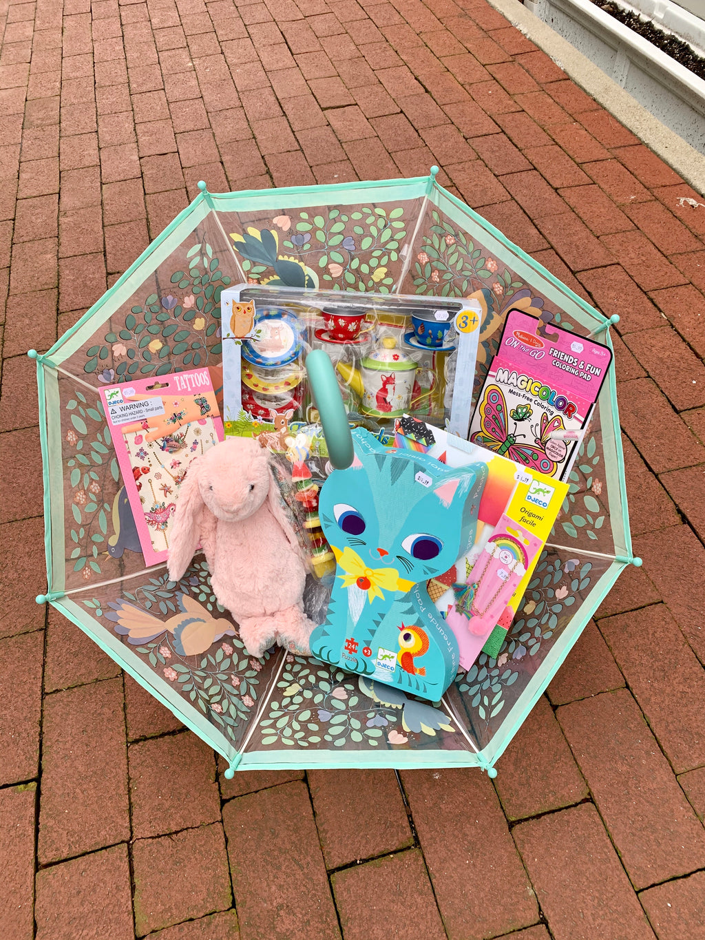 Easter Umbrella