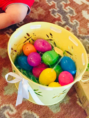 30 Deluxe Stuffed Easter Eggs