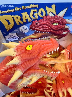 Dragon Hand Puppet