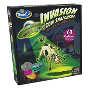 Invasion of the Cow Snatchers Game