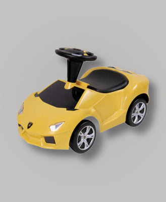Yellow Lamborghini Ride-On