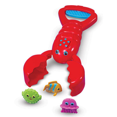 Louie Lobster Claw Bath and Pool Toy