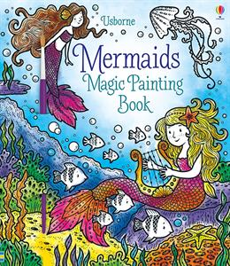 Magic Painting Mermaids