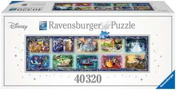 Memorable Disney Moments 40320 Piece Puzzle