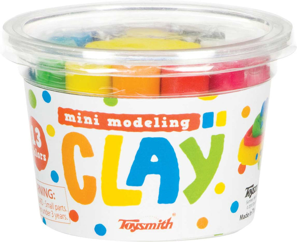 Mini Modeling Clay