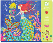 Mosaics Mermaid Song