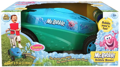 Mr. Bubble Bubble Mower