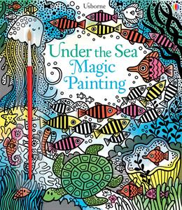 Magic Painting Under the Sea