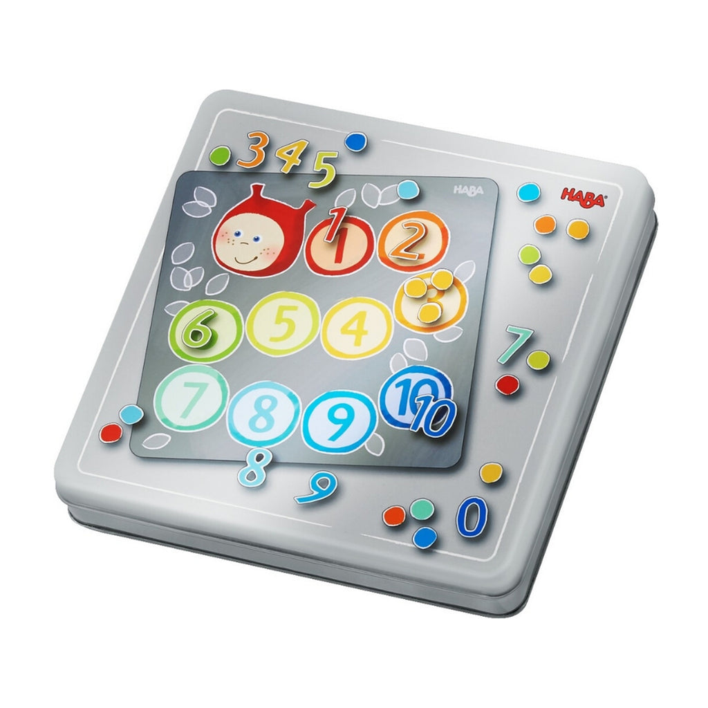 Magnetic Game Tin: Numbers