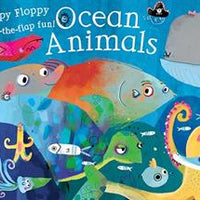 Flippy Floppy Ocean Animals