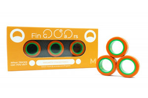 Orange/Green FinGears
