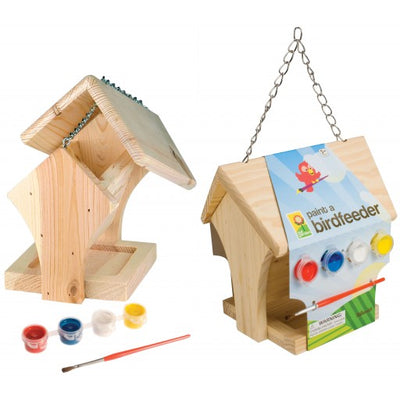 Paint a Bird Feeder